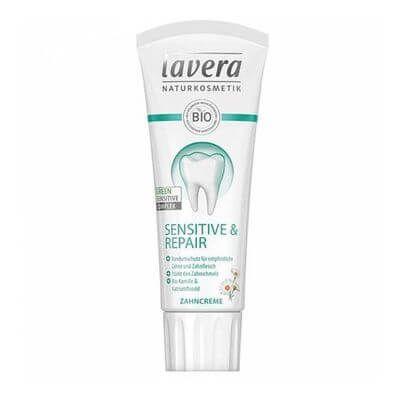 LAVERA 75 ml beugen Karies Zahnpasta Echinacea und Propolis Schutz und beruhigend f/ür die ganze Mundh/öhle