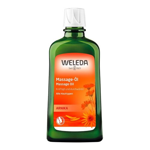 WELEDA Arnika Massageöl 200 ml