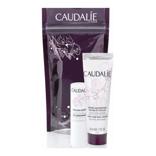 CAUDALIE SET Duo Creme Gourmande