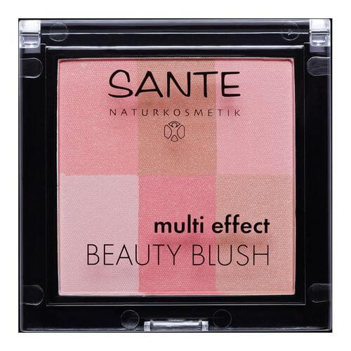 Sante Beauty Blush Multi Effect 01 coral