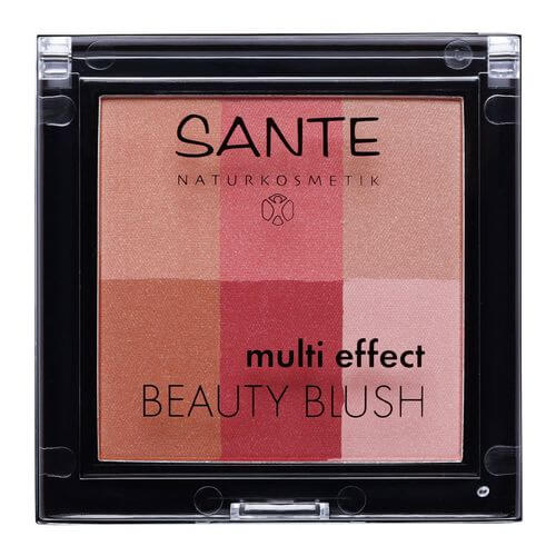 Sante Beauty Blush Multi Effect 02 Cranberry