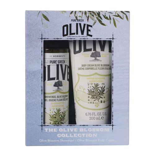 KORRES OLIVE & OLIVE BLOSSOM Collection Set