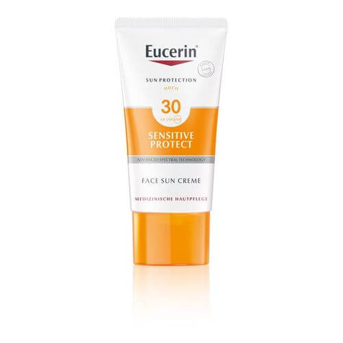 EUCERIN Sun Creme Sensitive Protect LSF 30