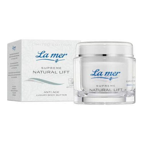 LA MER SUPREME Natural Lift Anti Age Luxury Body Butter