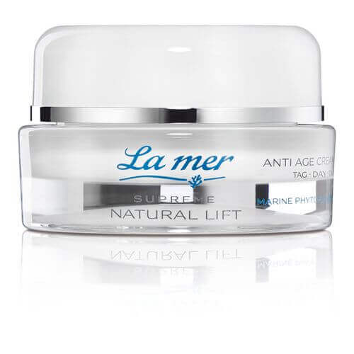 LA MER SUPREME Natural Lift Anti Age Tag mit Parfüm