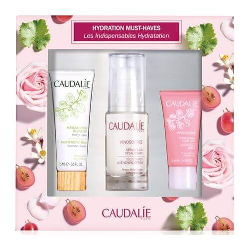 Caudalie Vinosource Set 2019