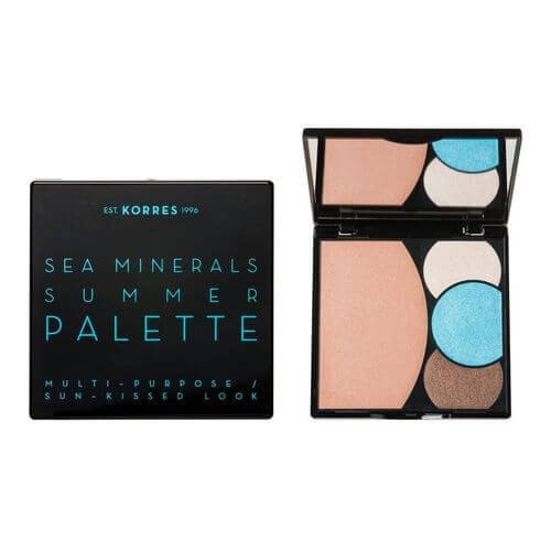 KORRES Sea Minerals Summer Palette Blue Waves