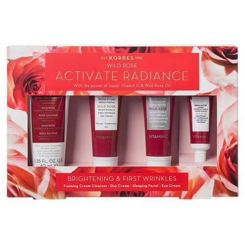KORRES Wild Rose Activate Radiance