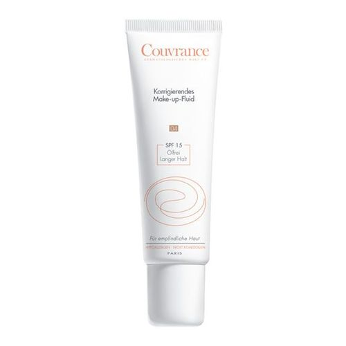 AVENE Couvrance korrigier.Make up Fluid honig