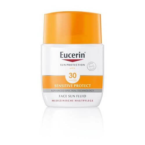 EUCERIN Sun Fluid Sensitive Protect LSF 30