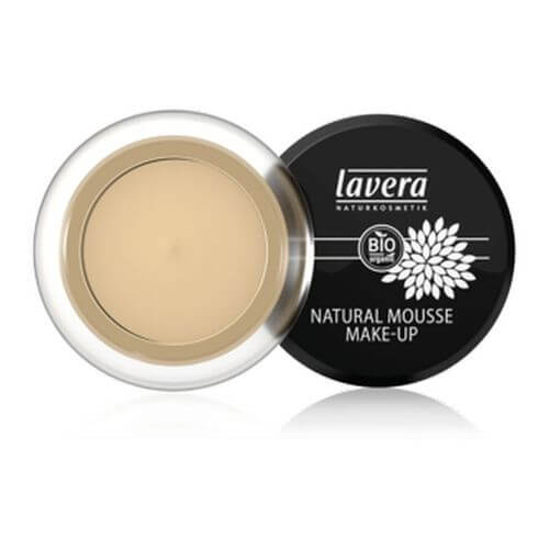 LAVERA Trend sensitiv Natural Mousse Make-up 03 honey