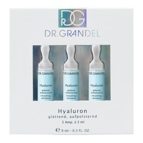 GRANDEL Professional Collection Hyaluron Ampullen