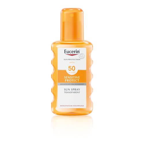 EUCERIN Sun Transparent Spray LSF 50