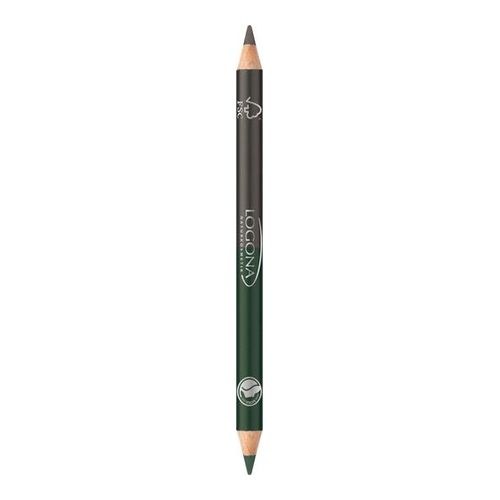 Logona Double Eyeliner Pencil 02 fore