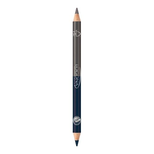 Logona Double Eyeliner Pencil 04 stee