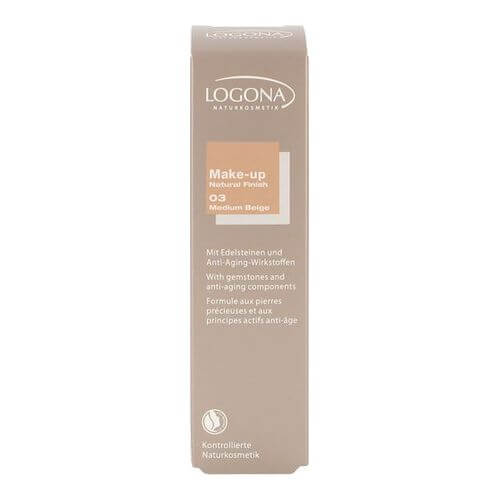 Logona Make-up Natural Finish 03