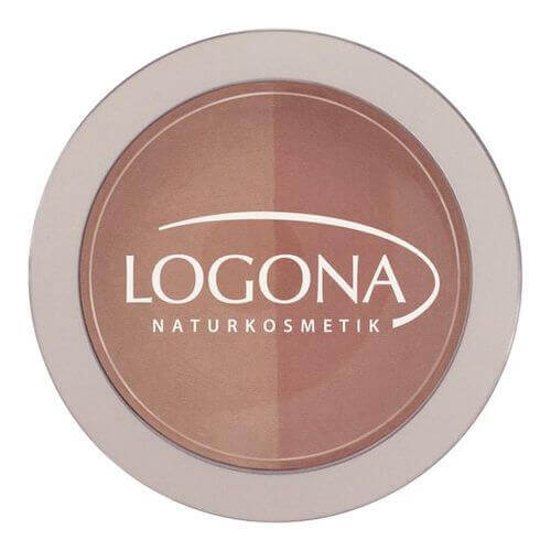 Logona Blush 03 Duo beige+terracotta