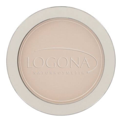 Logona Face Powder 02 medium beige