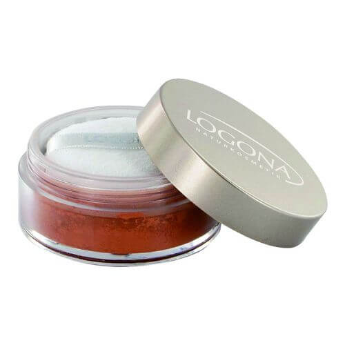 Logona Loose Face Powder 02 bronze