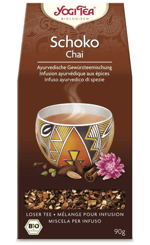 YOGI TEA Schoko lose