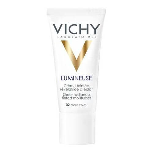 VICHY LUMINEUSE Mate peche normale/Mischhaut Creme