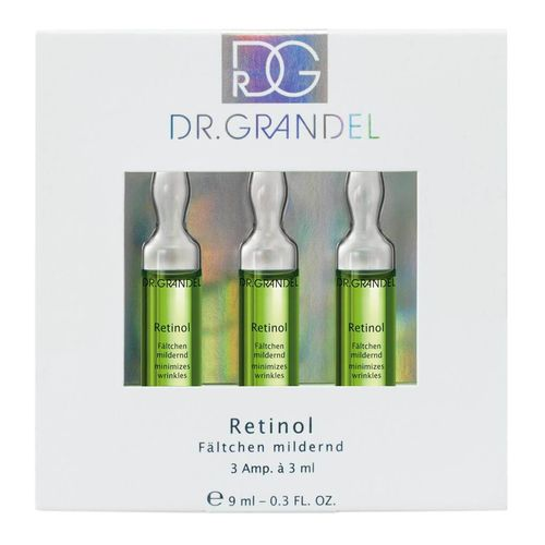 GRANDEL Professional Collection Retinol Ampullen