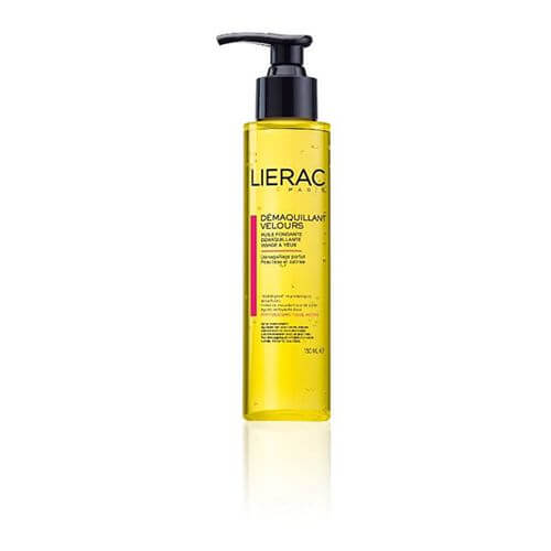 LIERAC Reinigungsöl Demaquillant Velours 150 ml