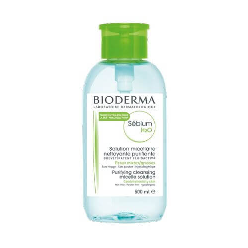 BIODERMA Sebium H2O Pump Lotion 500 ml