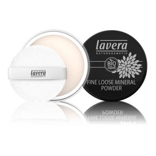 LAVERA Fine Loose Mineral Powder-Transparent