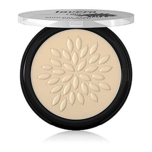 LAVERA Mineral compact powder 01 ivory