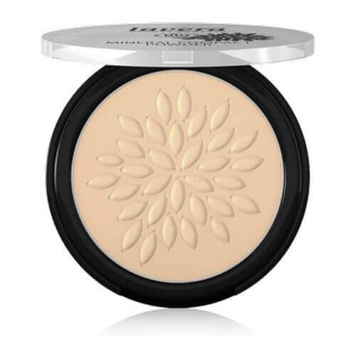 LAVERA Mineral compact powder 03 honey