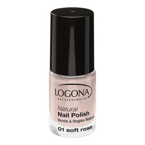 Logona Natural Nail Polish no. 01 sof