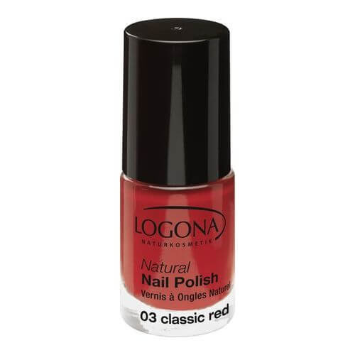 Logona Natural Nail Polish no. 03 cla