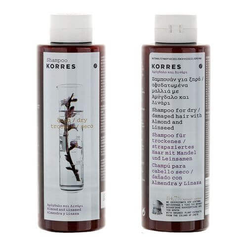 KORRES Almond and Linseed Conditioner Pflegespülung