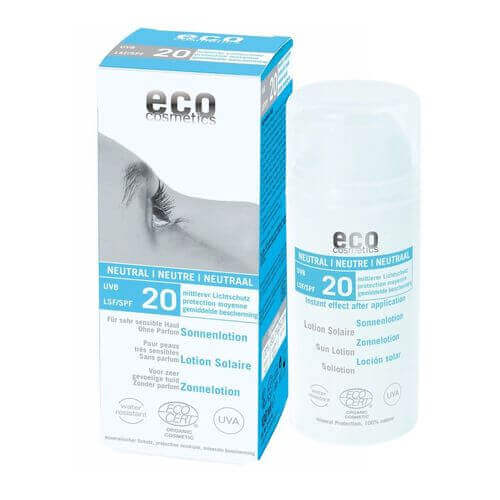 ECO Sonnenlotion Bio LSF 20 neutral/ohne Duft