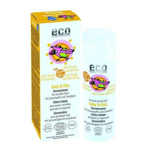 ECO COSMETICS Baby Sonnencreme LSF 50+
