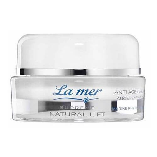 LA MER SUPREME Natural Lift Augencreme ohne Parfüm