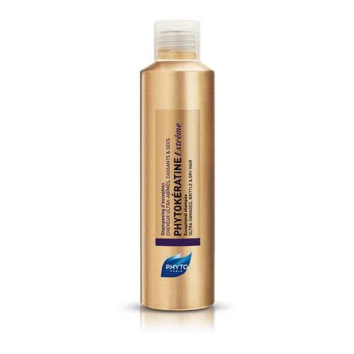PHYTO PHYTOKERATINE Extreme tiefenreparierendes Shampoo