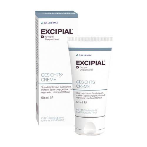 EXCIPIAL Gesichts-Creme