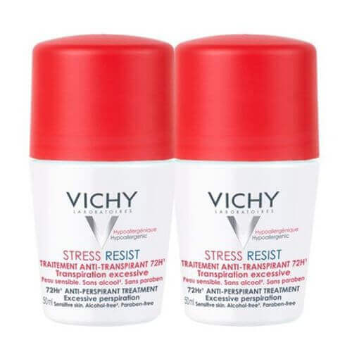 VICHY DEO Roll-on Stress Resist 72h DP