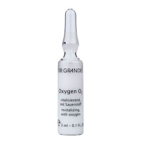 GRANDEL Professional Collection Oxygen O2 Ampulle
