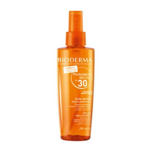 BIODERMA Photoderm Bronz Trockenöl Spray SPF 30