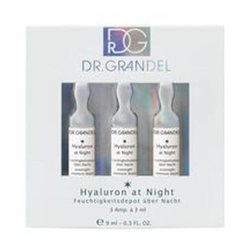 GRANDEL Professional Collection Hyaluron at night