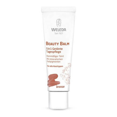 WELEDA Beauty Balm bronze - dunkel