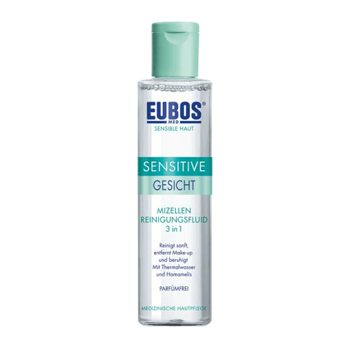 EUBOS SENSITIVE Mizellen Reinigungsfluid 3in1