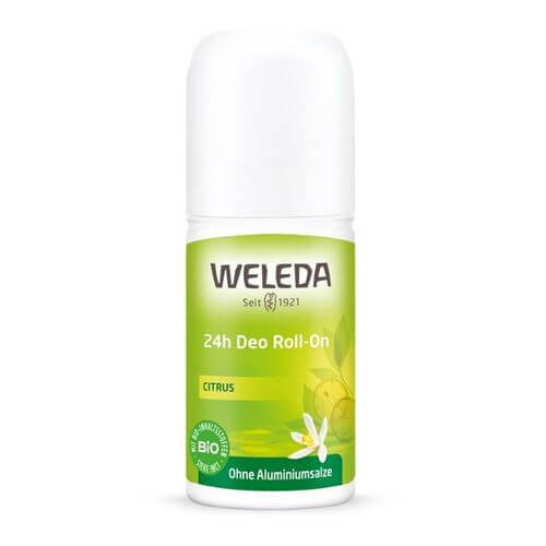 WELEDA Citrus 24h Deo Roll-on