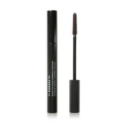 KORRES Black Volcanic Minerals Lengthening Mascara 03 Brown plum