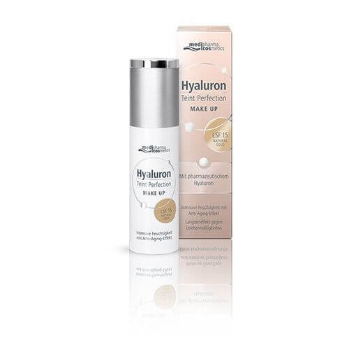 Medipharma Cosmetics HYALURON TEINT Perfection Make-up natural gold