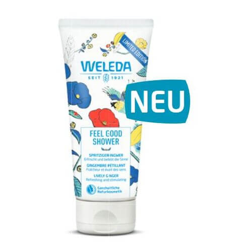 WELEDA Feel good Duschgel