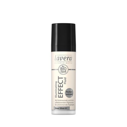 LAVERA Illuminating Effect Fluid 01 sheer silver